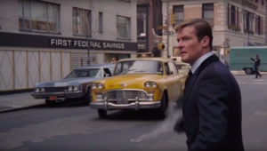 """Checker Marathon in """"James Bond - Vivi e Lascia Morire"""" - 1973"""