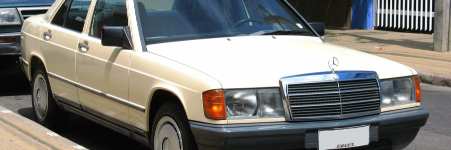 <b>Mercedes 190 (W201)</b>