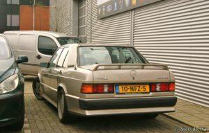 Mercedes 190E - 2.3 16V - 1985 Immagine di Niels de Wlt