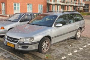 Opel Omega B - Caravan
