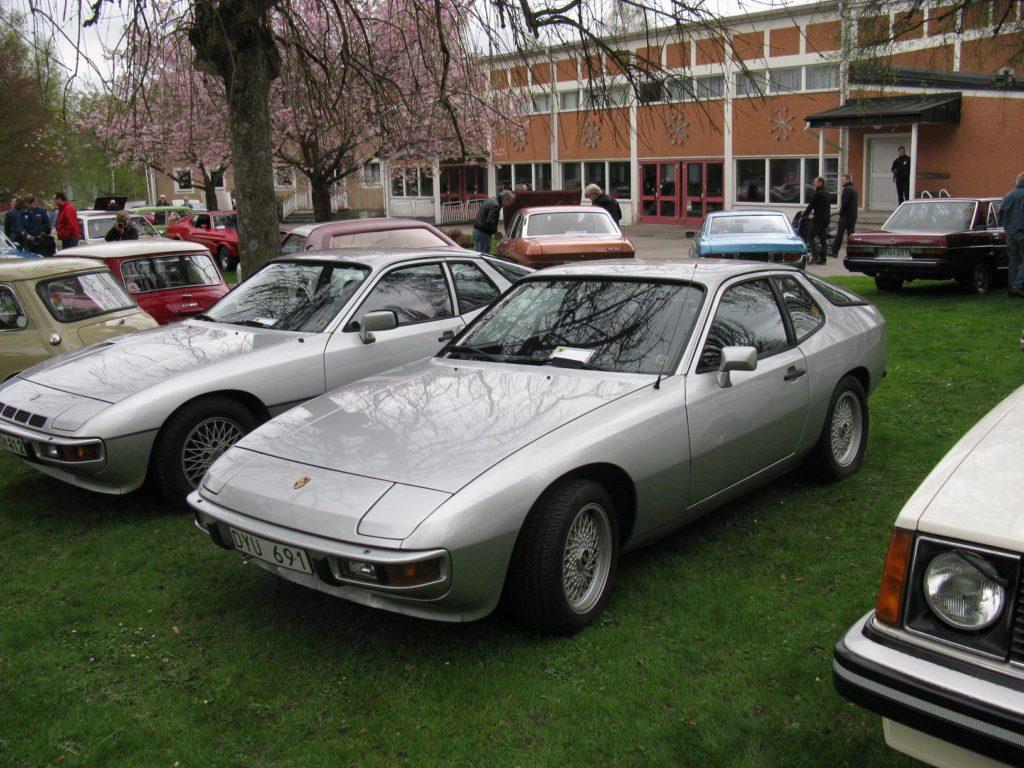 Porsche 924 e 924 Turbo
