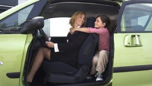 Peugeot 1007 - Immagine pubblicitaria