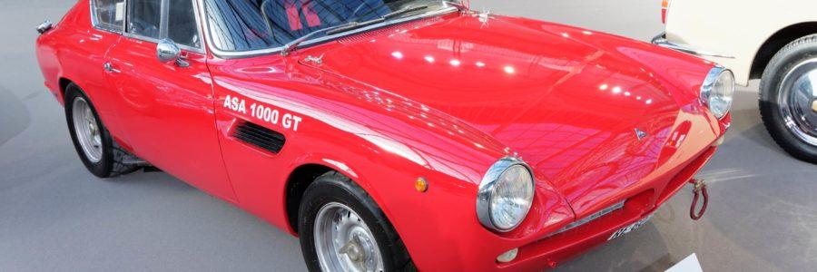 <b>ASA 1000 GT #0998</b>