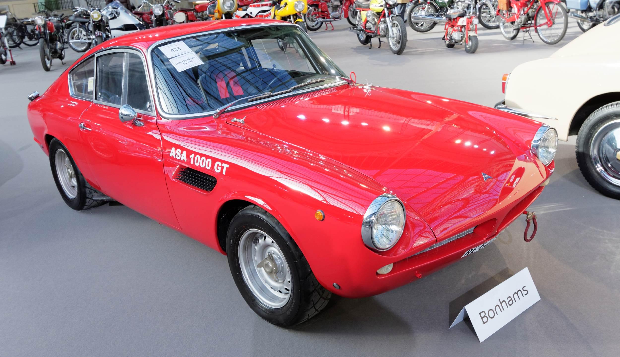 ASA 1000 GT #0998