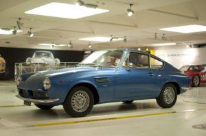 ASA 1000 GT al Museo Ferrari