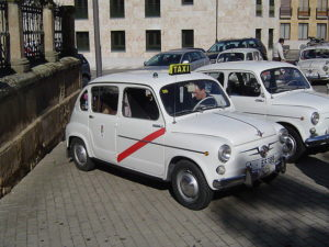 Seat 800 Microtaxi