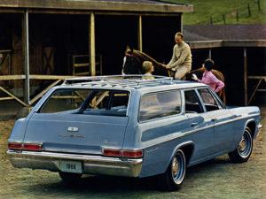 Chevrolet Bel Air Wagon