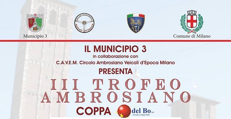 2017.10.15 - Milano 3° Trofeo Ambrosianoa