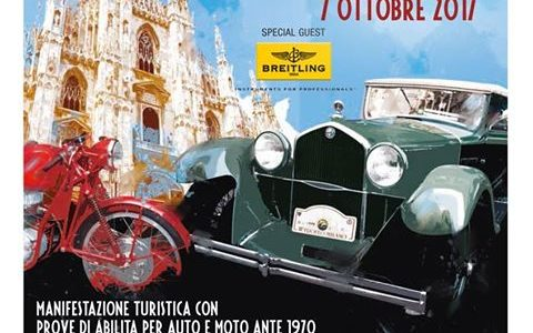 <b>#CarSpotting – Raduni Auto d'Epoca 7-8 Ottobre 2017</b>
