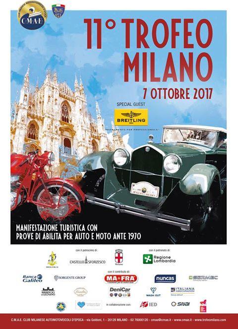 Trofeo Milano 2017