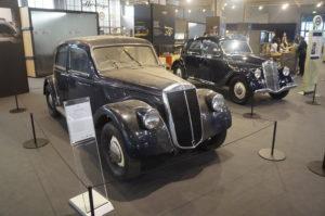 Lancia Aprilia pre e post restauro