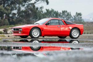 Lancia 037 Stradale - Immagine di Bonhams