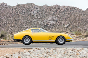 Ferrari 275 GTB/4 - telaio 10381