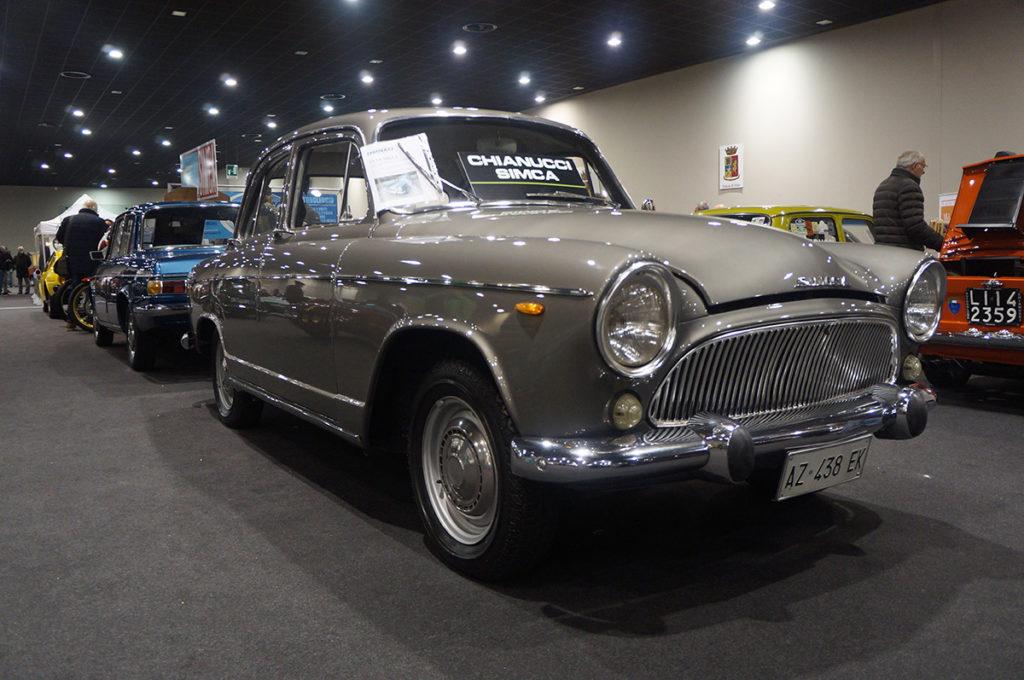Simca Aronde Monthlery Speciale 1962