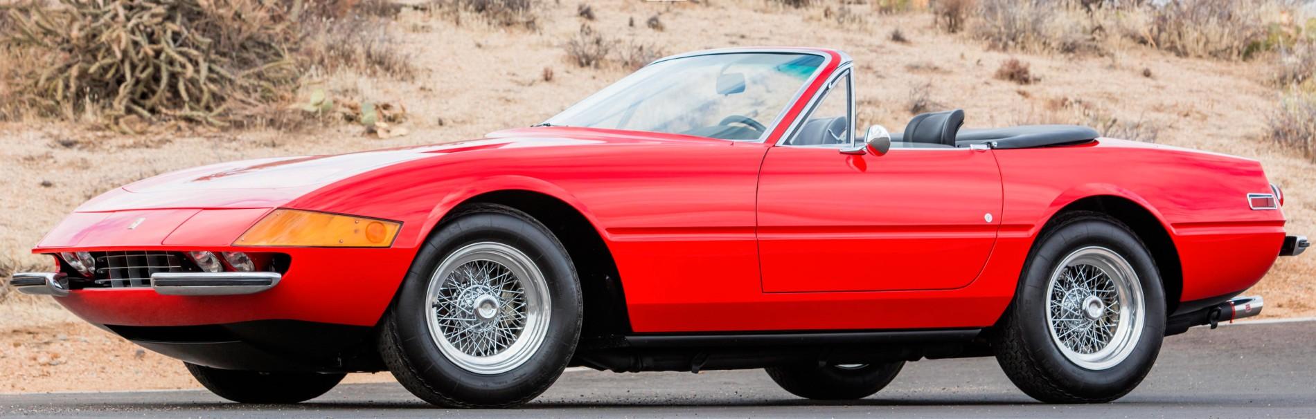 Ferrari 365 GTS/4 Daytona - Scottsdale 2018