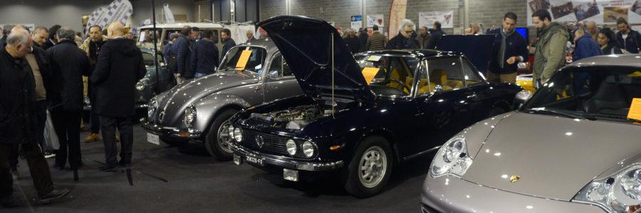 <b>Arezzo Classic Motors. Le auto classiche scaldano i motori</b>