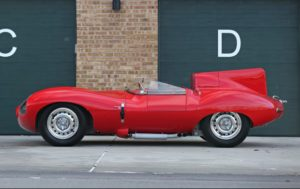 Jaguar D-Type XKD 518