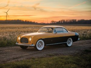 Ferrari 212 Inter Coupe Ghia