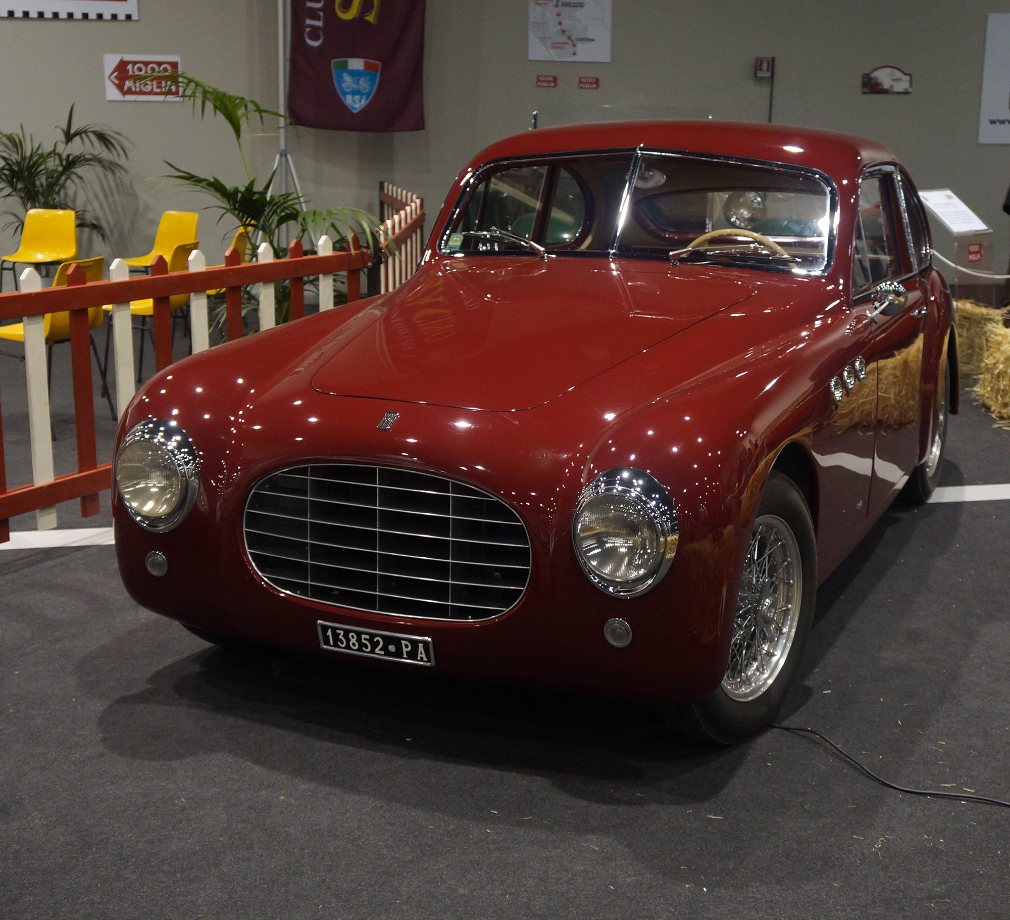 Fiat 1100 S MM Berlinetta Motto