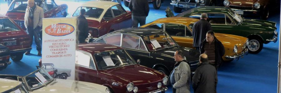 <b>Salone d'Inverno: Auto Classiche a Ferrara</b>