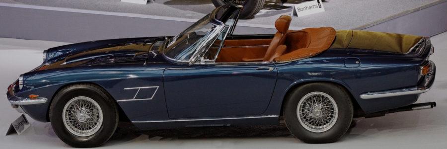 <b>Maserati Mistral – L'ultimo canto del 6 cilindri</b>