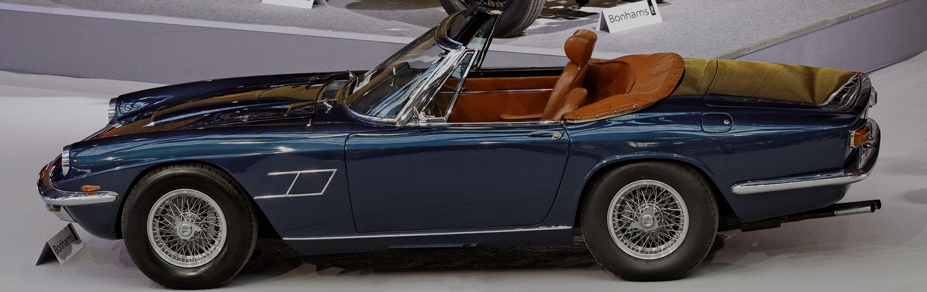 Maserati Mistral 4000 Spyder_- 1966 - Bonhams - Parigi 2012