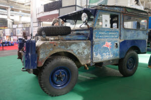Land Rover - 1955 - Far Eastern Expedition (Londra - Singapore)