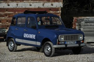 Renault R4 4x4 - Bonhams