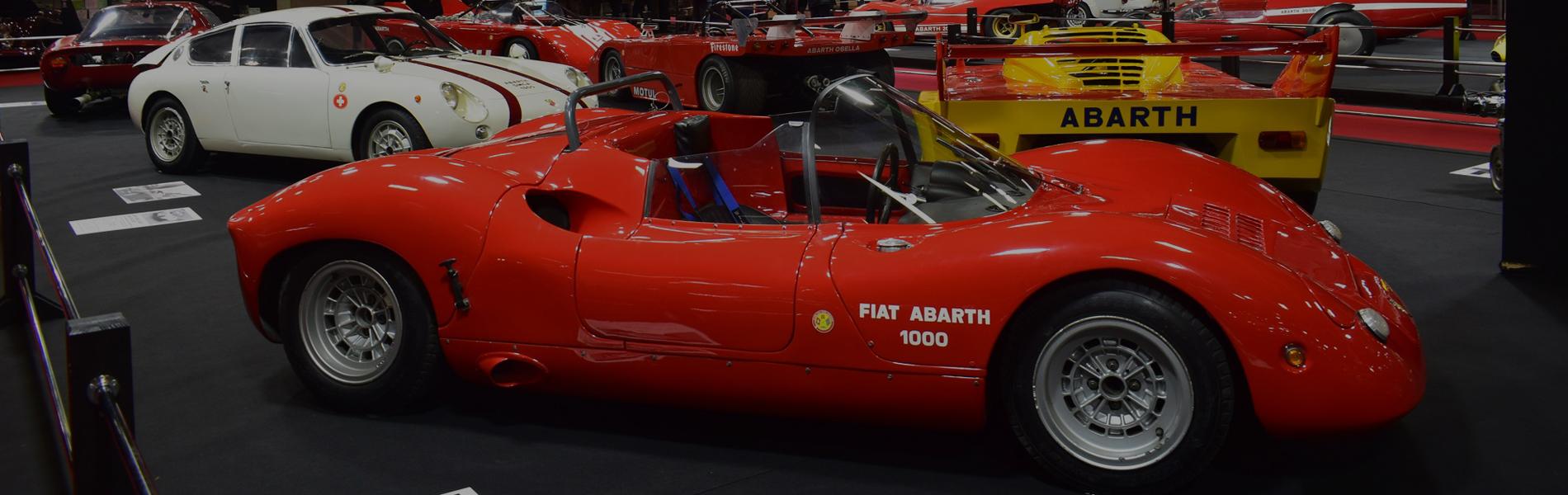 Abarth - Retromobile