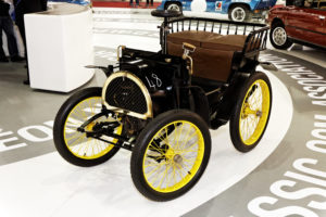 Renault Type A 1898 - Retromobile 2013
