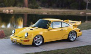 Porsche 911 3.8 RSR