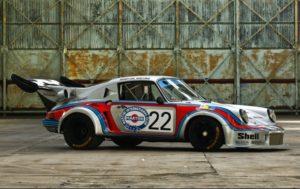 Porsche 911 RSR 2.1 Turbo