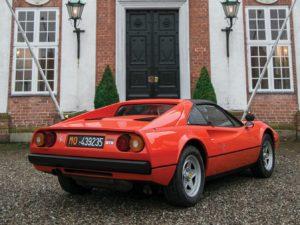 Ferrari 308 GTS - ex-Gilles Villenueve