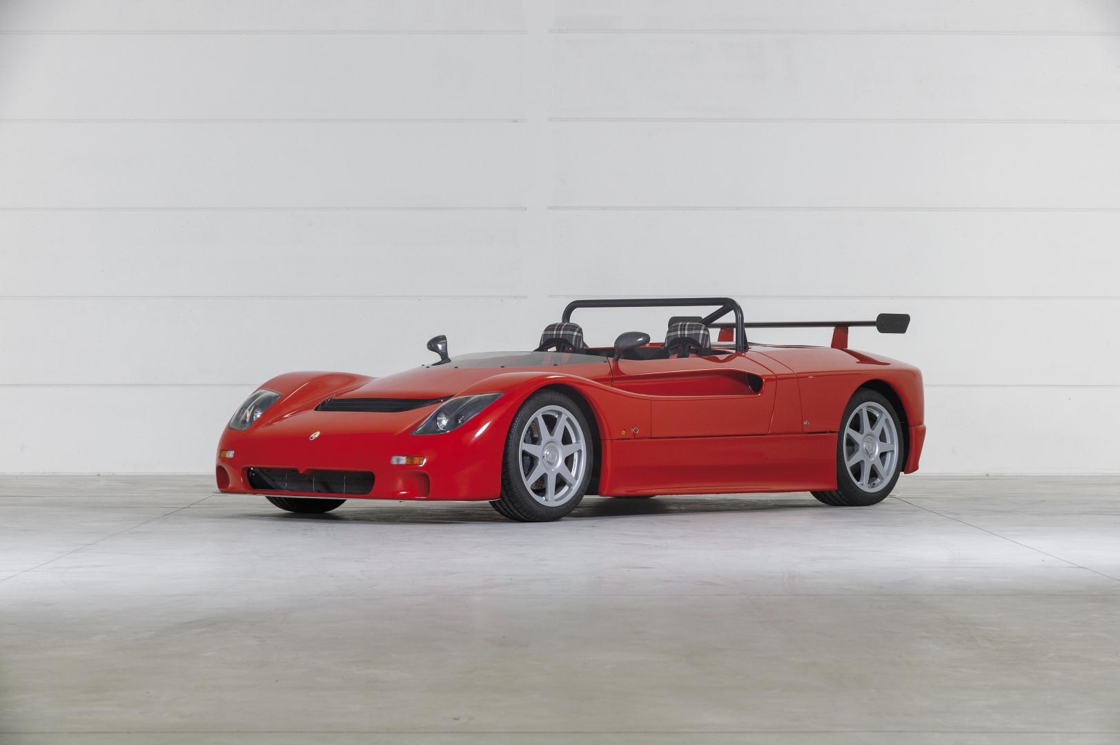Maserati Barchetta '92