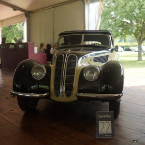 BMW 327/28 - 1938