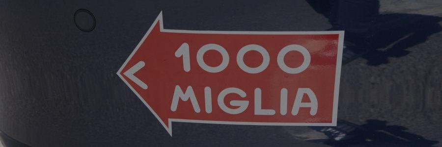 <b>Mille Miglia Low Cost</b>