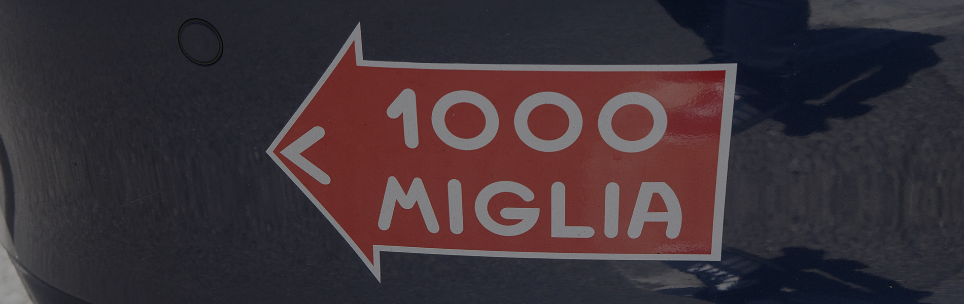 Mille Miglia low cost