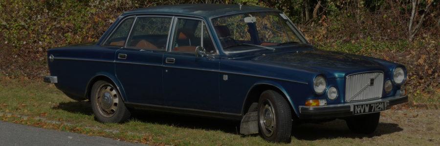 <b>Volvo 164. Quando Volvo non era ancora Volvo</b>