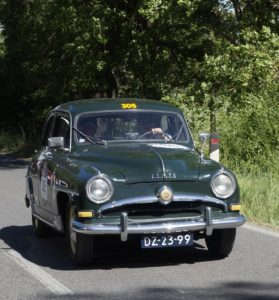 Simca Aronde (1953) - Mille Miglia