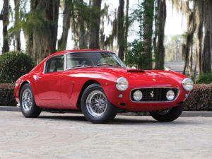 Ferrari 250 GT SWB - 2163 GT