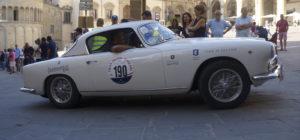 Miki Biasion sulla Alfa Romeo 1900 CSS