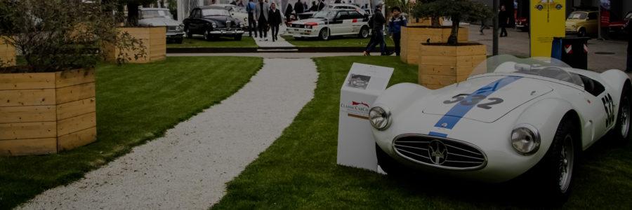 <b>La festa dell'auto classica: Auto e Moto d'Epoca Padova</b>