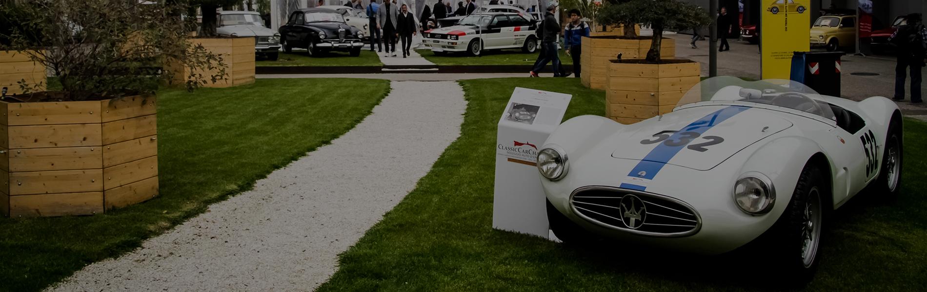 Copertina Auto Moto Epoca 2018