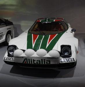 Lancia Stratos Alitalia