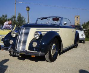 Lancia Aprilia Cabriolet 1938