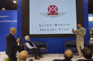 Conferenza ASI - Aston Martin DB4