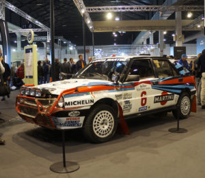 Lancia Delta Integrale HF - Safari Rally '88
