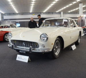 Ferrari 250 GT 1960 Bonhams Auction - Padua