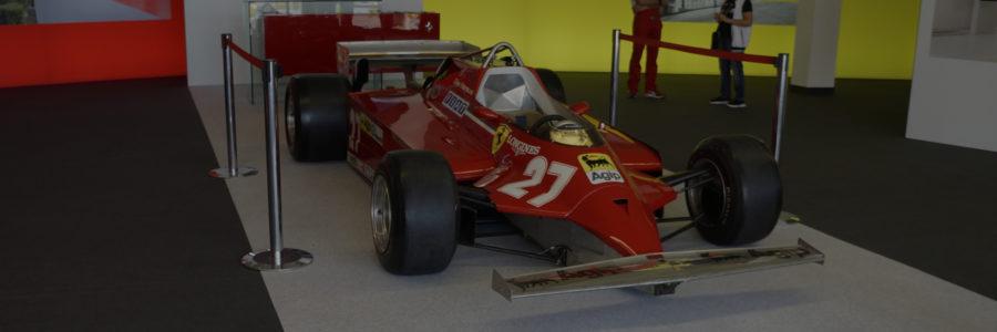 <b>Le chicche della Modena Motor Gallery 2018</b>