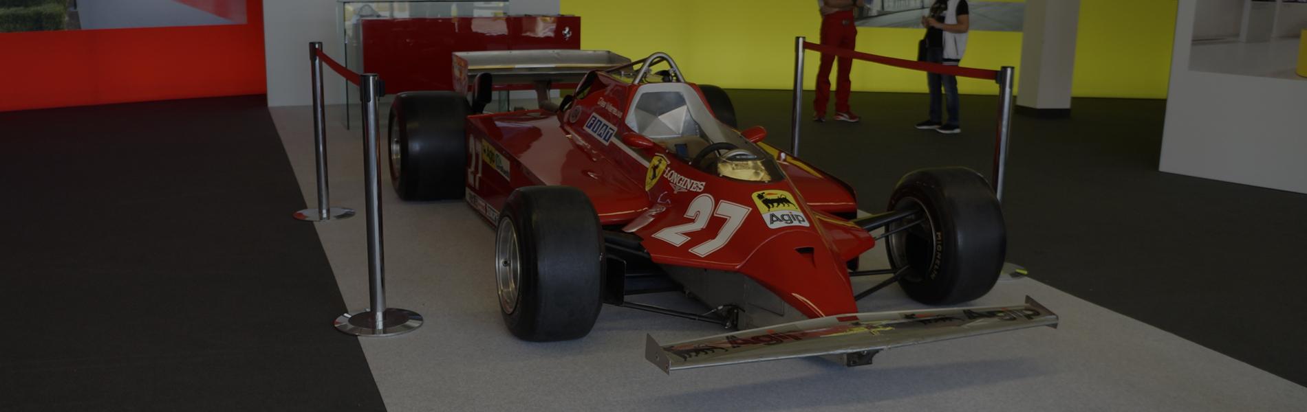 Ferrari 126 C - Villenueve